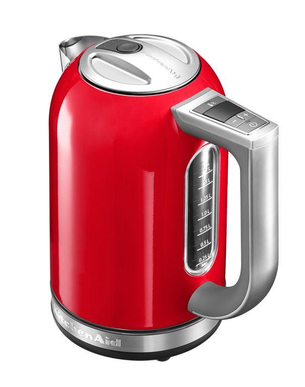 Онлайн каталог PROMENU: Чайник электр.1,7 л KitchenAid  Красный (5KEK1722EER) KitchenAid 5KEK1722EER