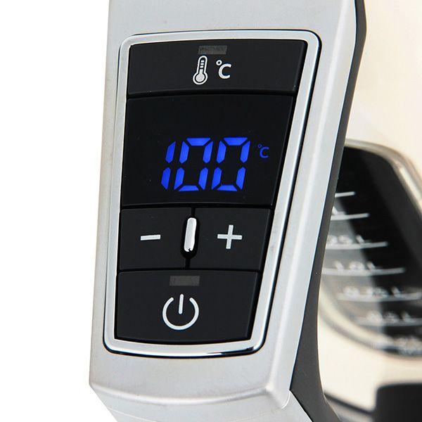 Чайник электрический KitchenAid, объем 1,7 л, кремовый KitchenAid 5KEK1722EAC фото 1