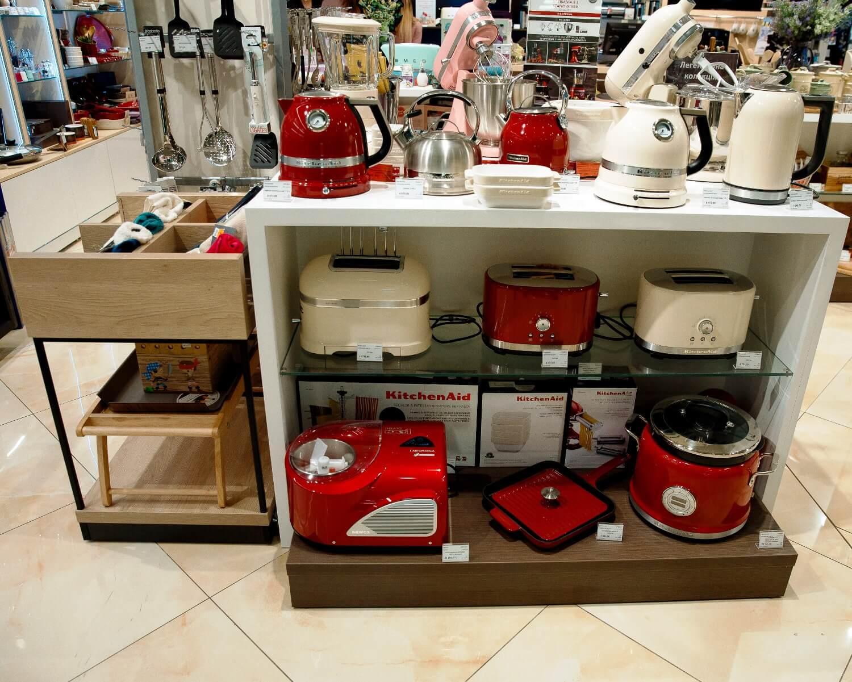Чайник электрический1,5 л KitchenAid  Красный (5KEK1522EER) KitchenAid 5KEK1522EER фото 4