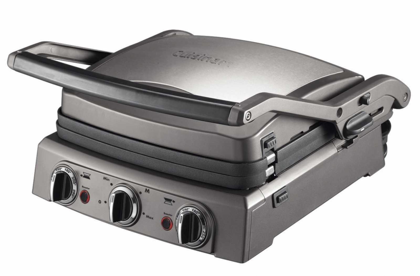 Онлайн каталог PROMENU: Электрогриль Cuisinart GR50E                               GR50E