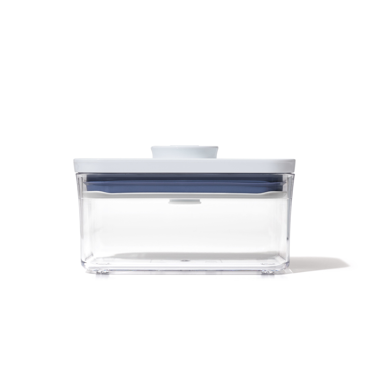 Емкость для хранения с всплывающей кнопкой OXO FOOD STORAGE, 16х10,5х8 см, объем 0,6 л, прозрачный OXO 11234700 фото 5