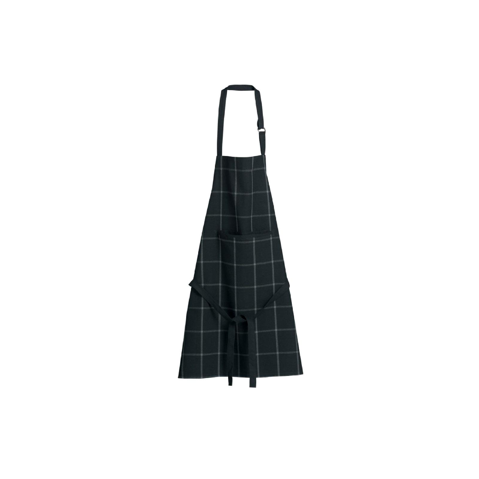 Фартук Winkler DOHA, размеры 80 х 85 см, черный Winkler 3720079000 фото 1
