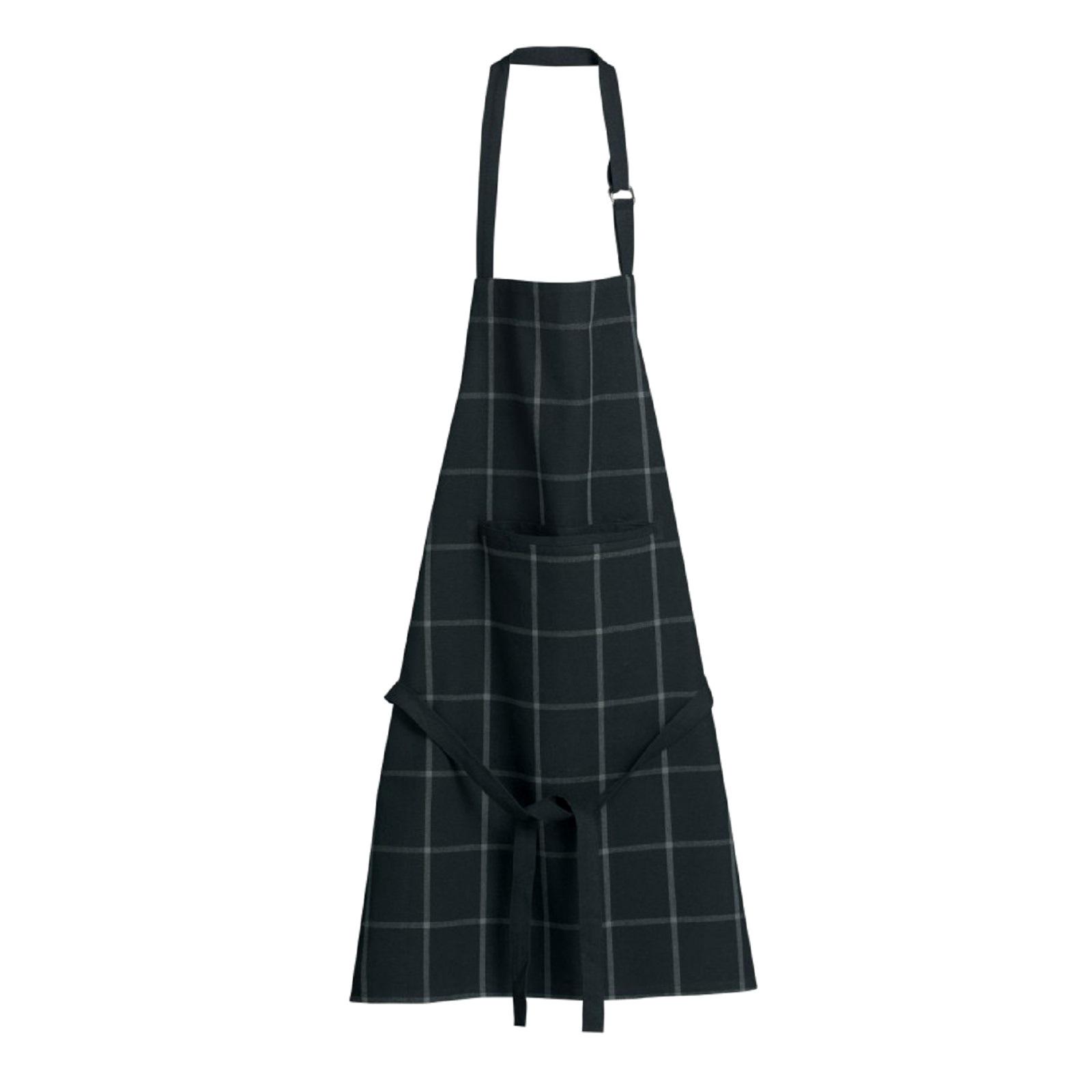 Онлайн каталог PROMENU: Фартук Winkler DOHA, размеры 80 х 85 см, черный Winkler 3720079000