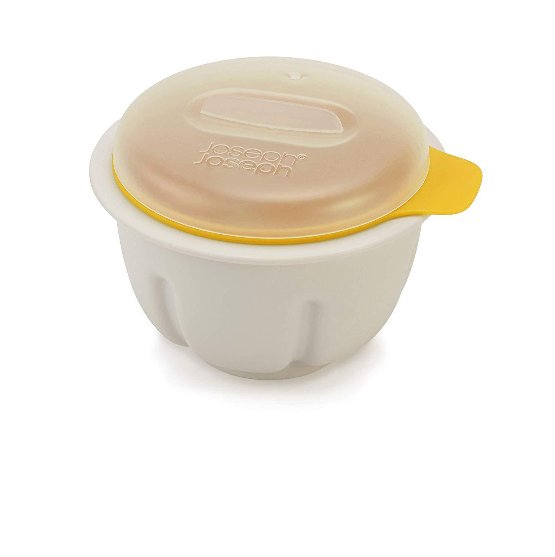 Онлайн каталог PROMENU: Форма для яйца-пашот в микроволновке Joseph Joseph M-POACH, 8,5x10,1x11,7 см, желтый Joseph Joseph 20123