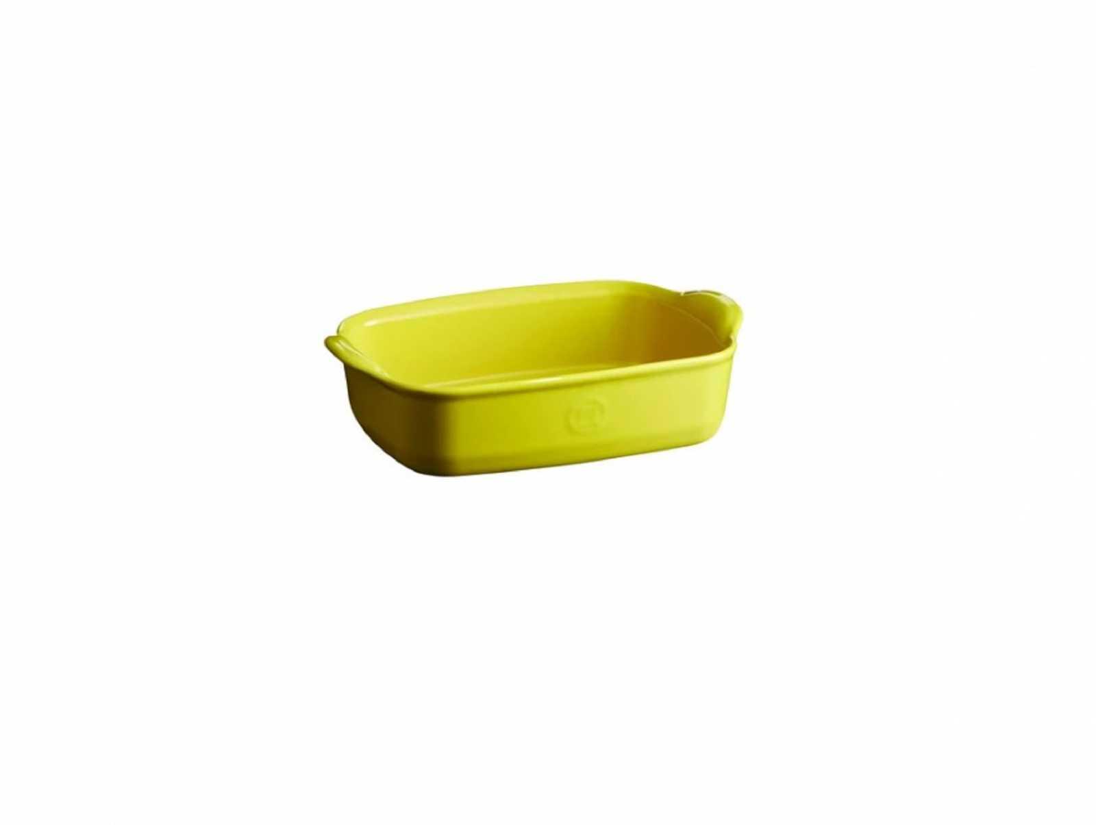 Онлайн каталог PROMENU: Форма для запекания Emile Henry OVENWARE, 22х14 см, желтый                               909649