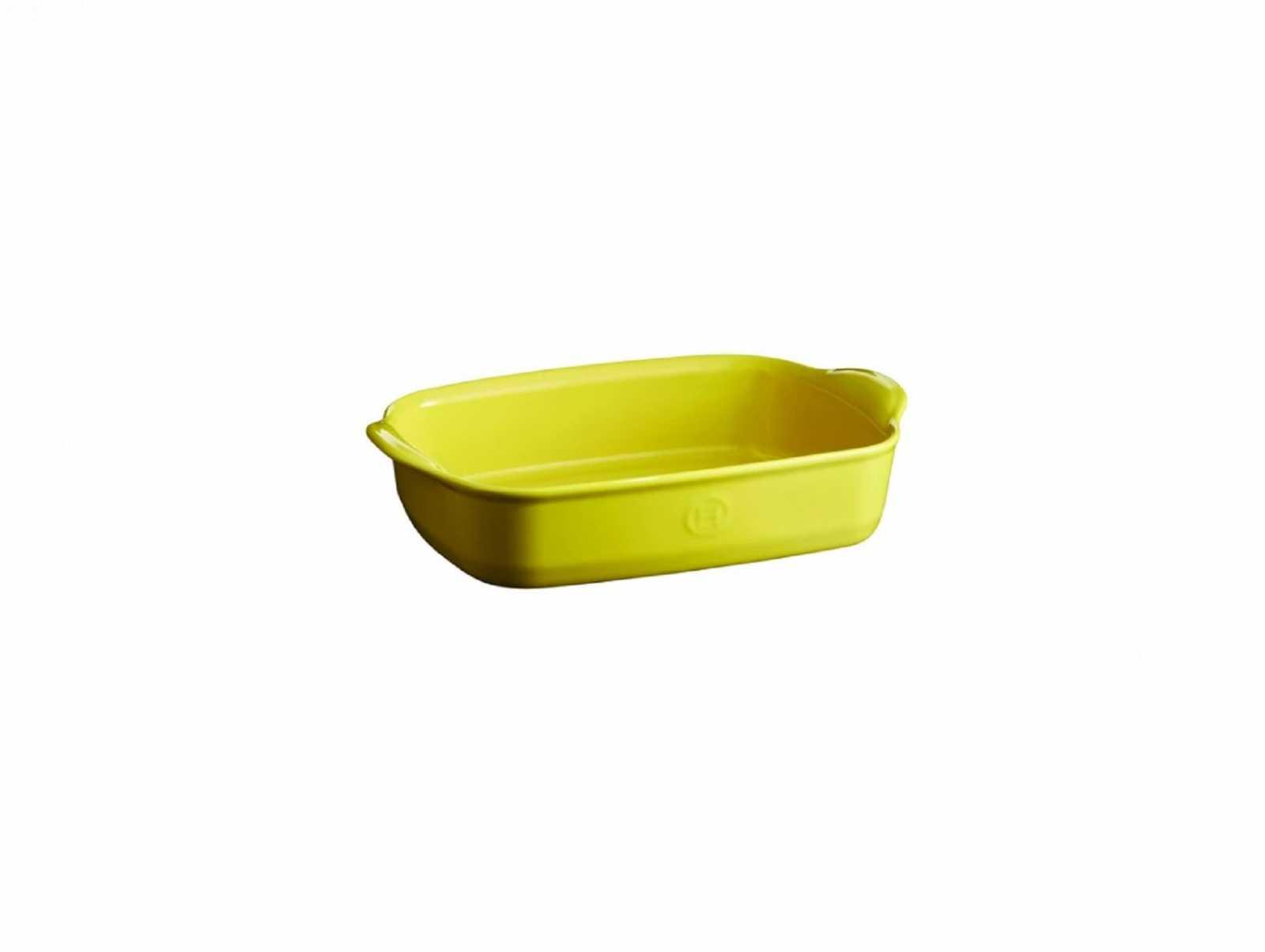 Онлайн каталог PROMENU: Форма для запекания Emile Henry OVENWARE, 30х19 см, желтый                               909650