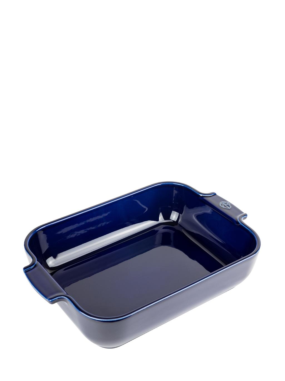 Онлайн каталог PROMENU: Форма для запекания Peugeot APPOLIA, диаметр 32 х 20 х 6,5 см, синий  60077