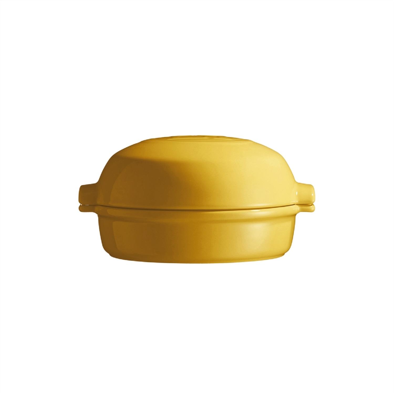 Форма для запекания сыра Emile Henry CHEESE BAKER, 19,5х17,5 см, высота 10 см, желтый Emile Henry 908417 фото 1