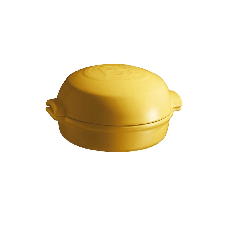Онлайн каталог PROMENU: Форма для запекания сыра Emile Henry CHEESE BAKER, 19,5х17,5 см, высота 10 см, желтый Emile Henry 908417