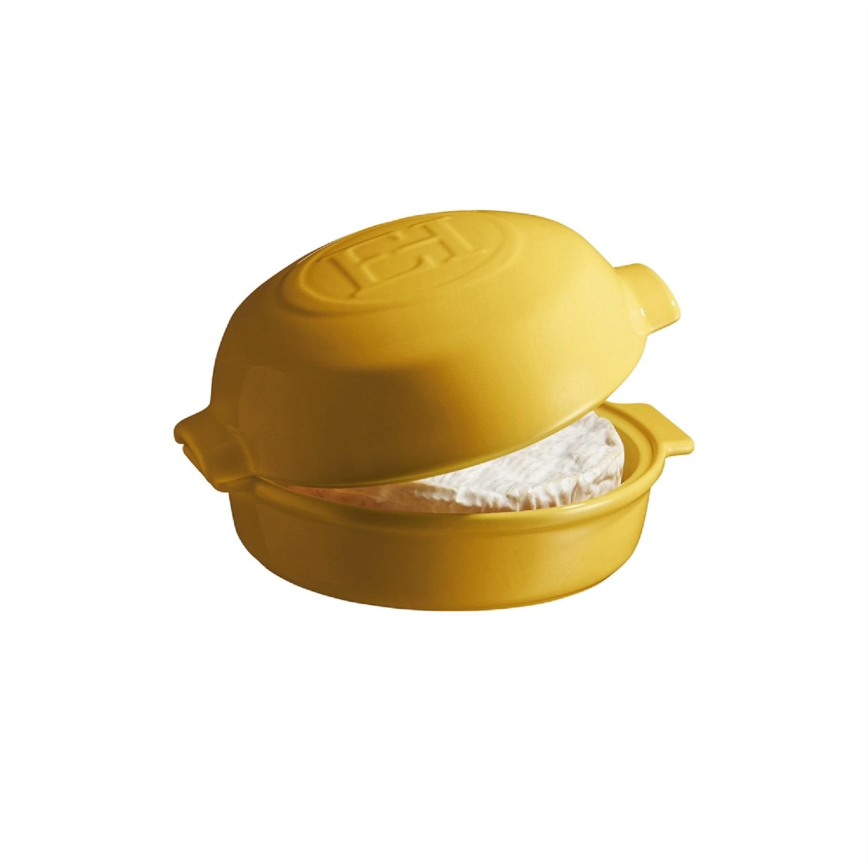 Форма для запекания сыра Emile Henry CHEESE BAKER, 19,5х17,5 см, высота 10 см, желтый Emile Henry 908417 фото 4