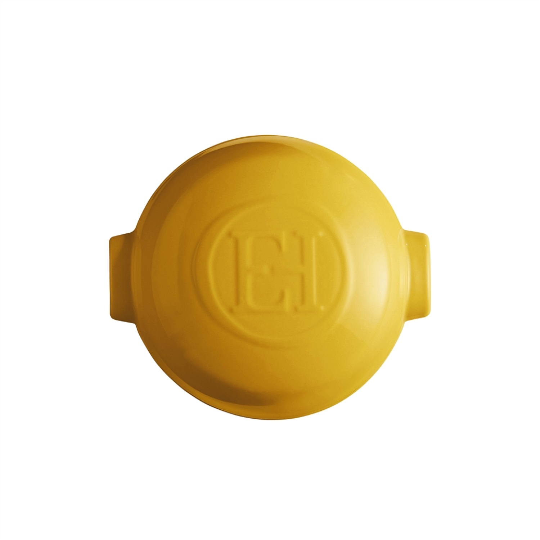 Форма для запекания сыра Emile Henry CHEESE BAKER, 19,5х17,5 см, высота 10 см, желтый Emile Henry 908417 фото 3
