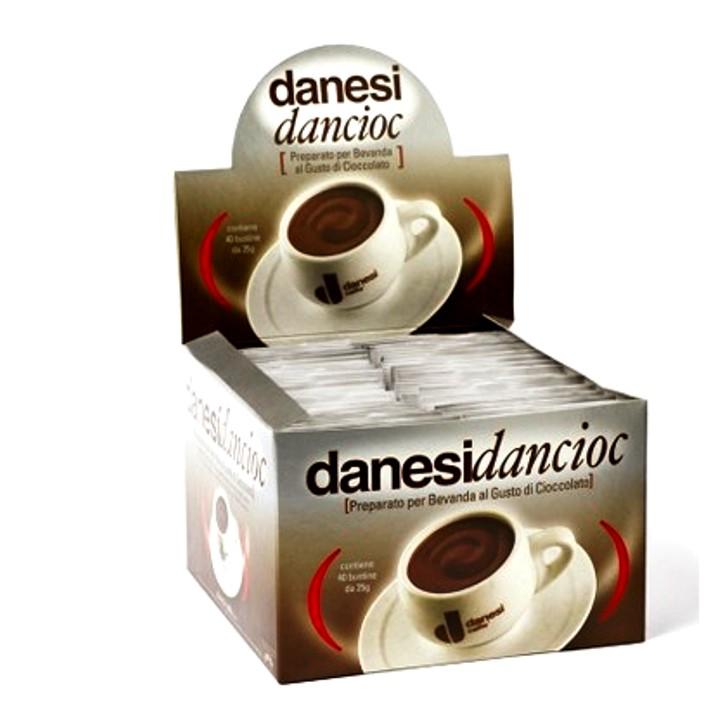Горячий шоколад Danesi DANCIOC, 40 пакетов Danesi 6010030 фото 2
