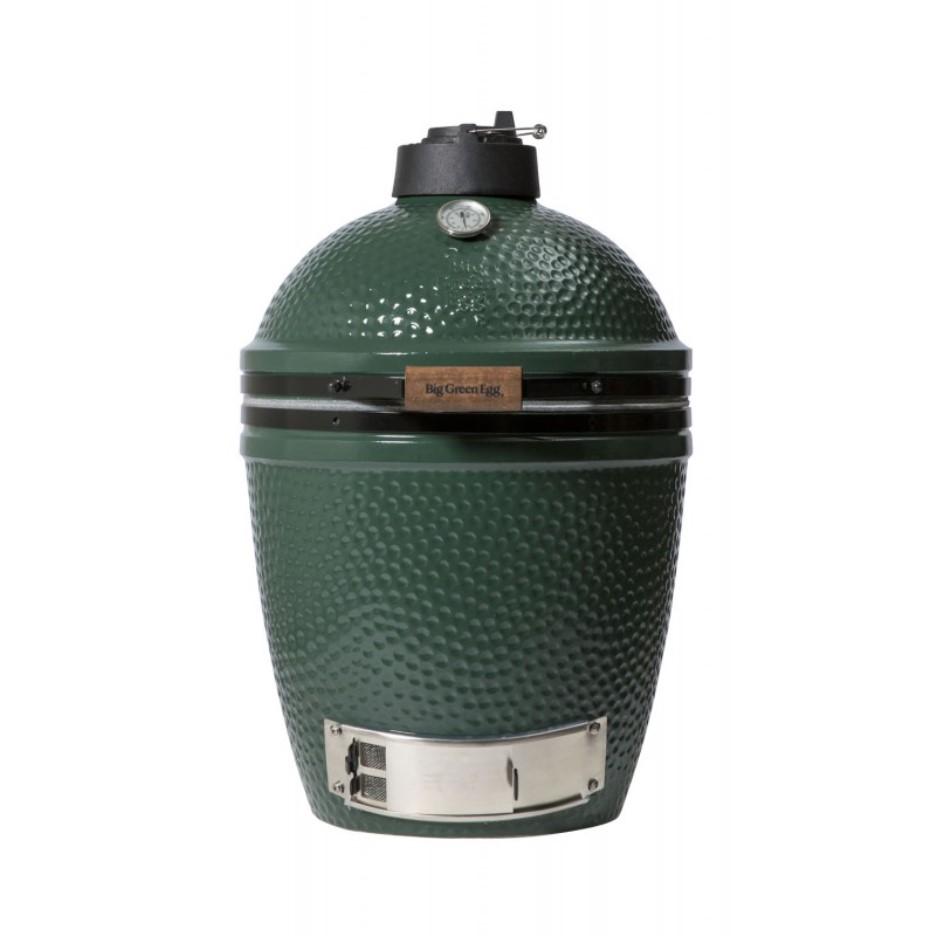 Онлайн каталог PROMENU: Гриль керамический Big Green Egg, размер Medium, 42х72 см, диаметр 38 см                               AMHD/117625
