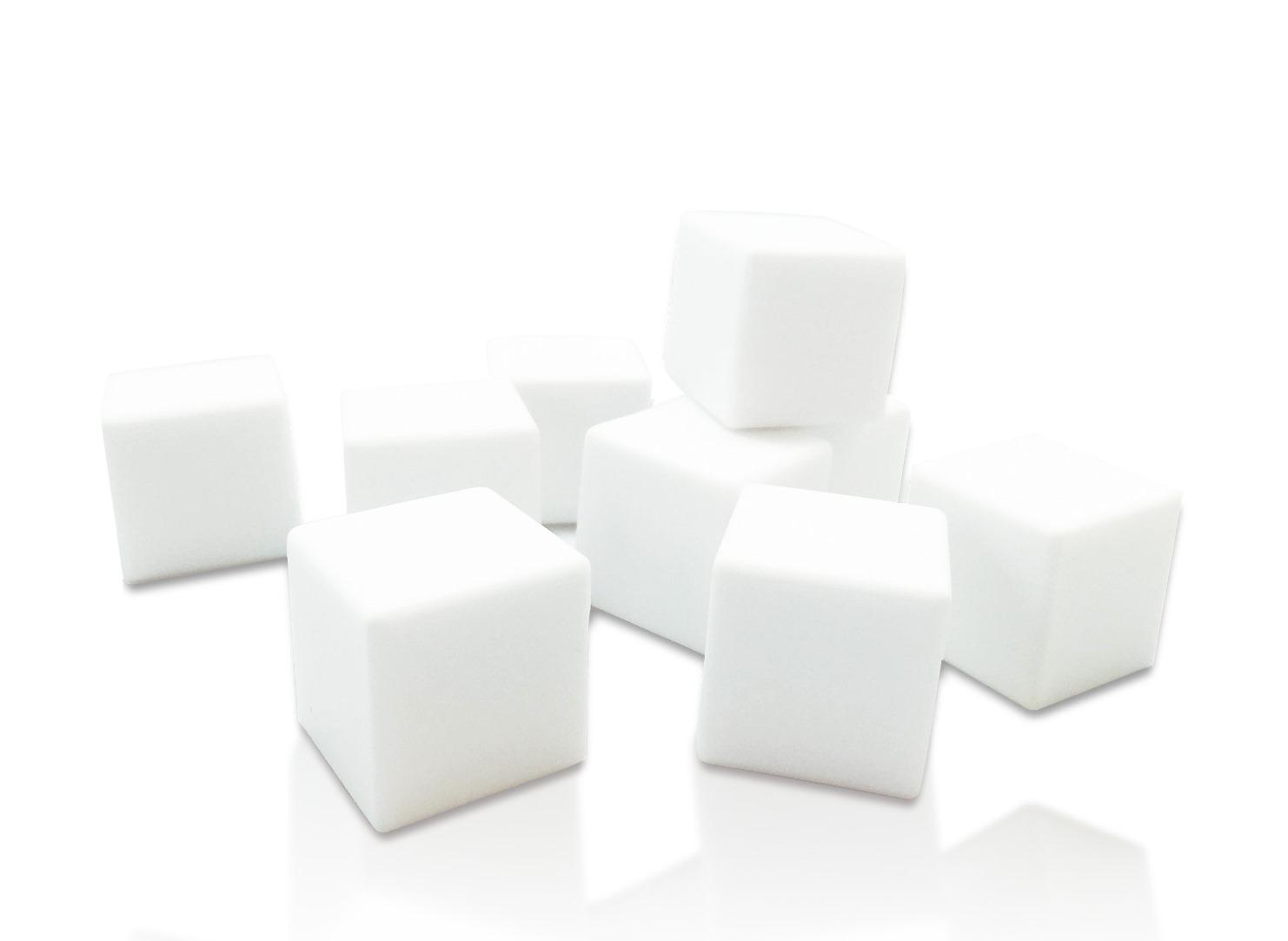 Онлайн каталог PROMENU: Камни для охлаждения керамические VinBouquet TO CHILL, белые, 9 штук VinBouquet FIE 084