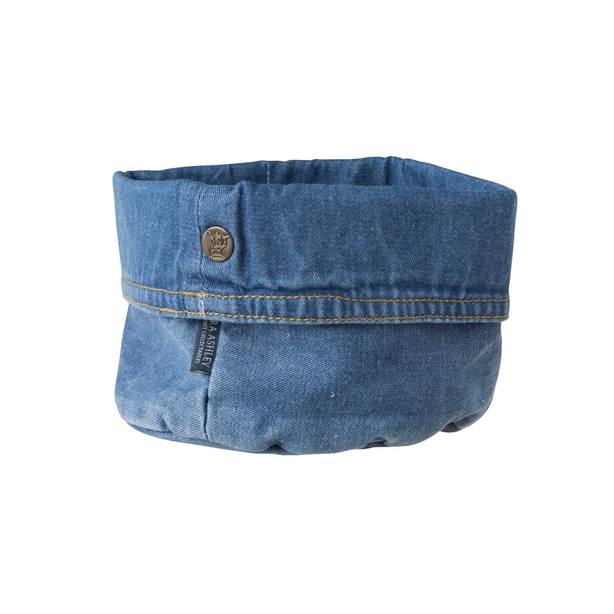 Онлайн каталог PROMENU: Тканевый мешок-хлебница Laura Ashley BLUEPRINT, 11х17 см, синий                               178447
