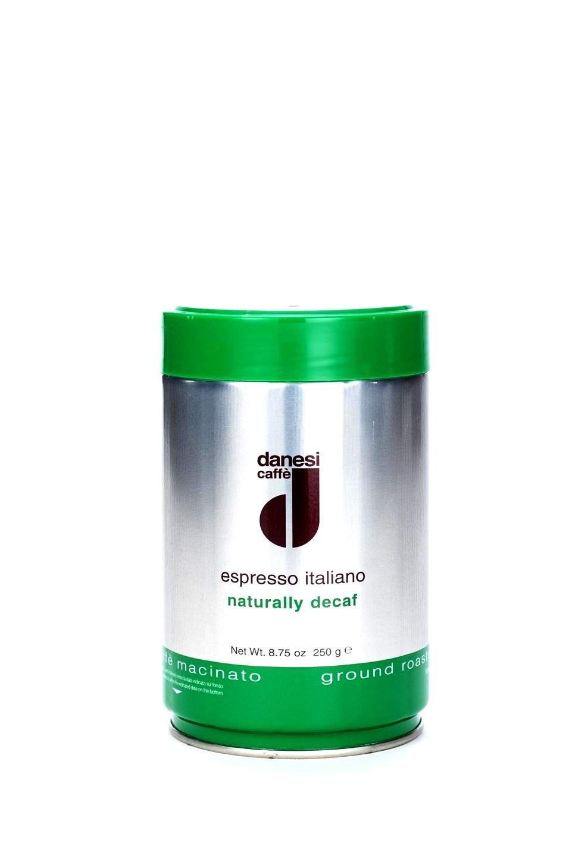 Онлайн каталог PROMENU: Кава Danesi Decaf, вага 0,25 кг, зелений Danesi 2010045_New