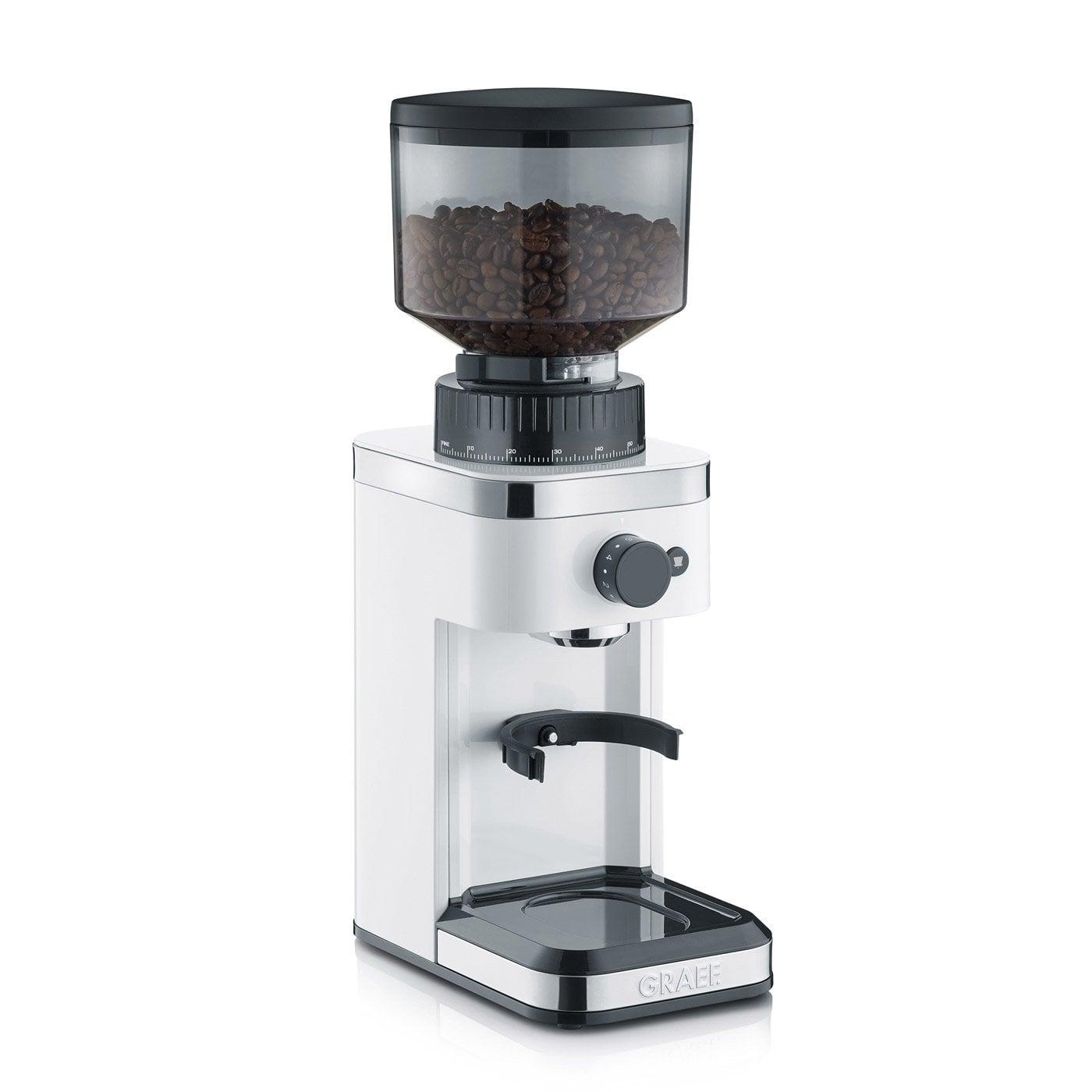 Онлайн каталог PROMENU: Кофемолка электрическая GRAEF COFFEE GRINDER CM501, белый Graef CM501EU