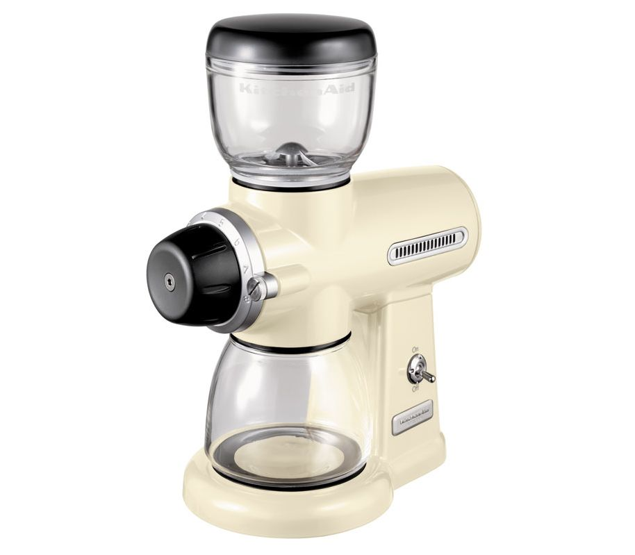 Онлайн каталог PROMENU: Кофемолка KitchenAid Artisan, бежевый                               5KCG0702EAC