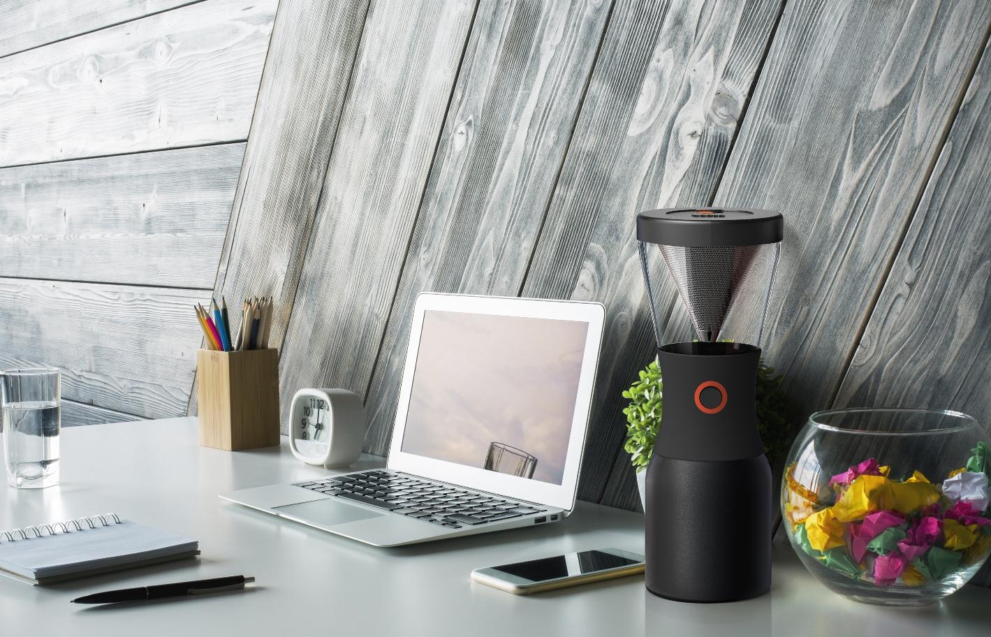 Кофеварка портативная Asobu COLD BREWCOFFEE, 1,1 л, черный Asobu KB900 BLACK фото 1