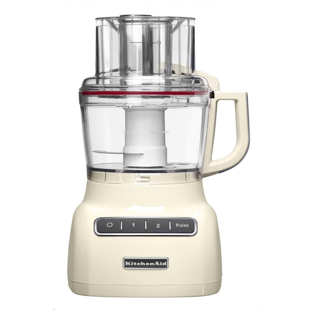 Онлайн каталог PROMENU: Кухонный комбайн KitchenAid, объем 2,1 л, кремовый                                   5KFP0925EAC