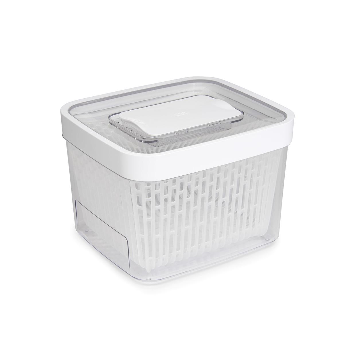 Онлайн каталог PROMENU: Контейнер для хранения с клапаном OXO FOOD STORAGE, 19х21х15 см, белый                               11140000
