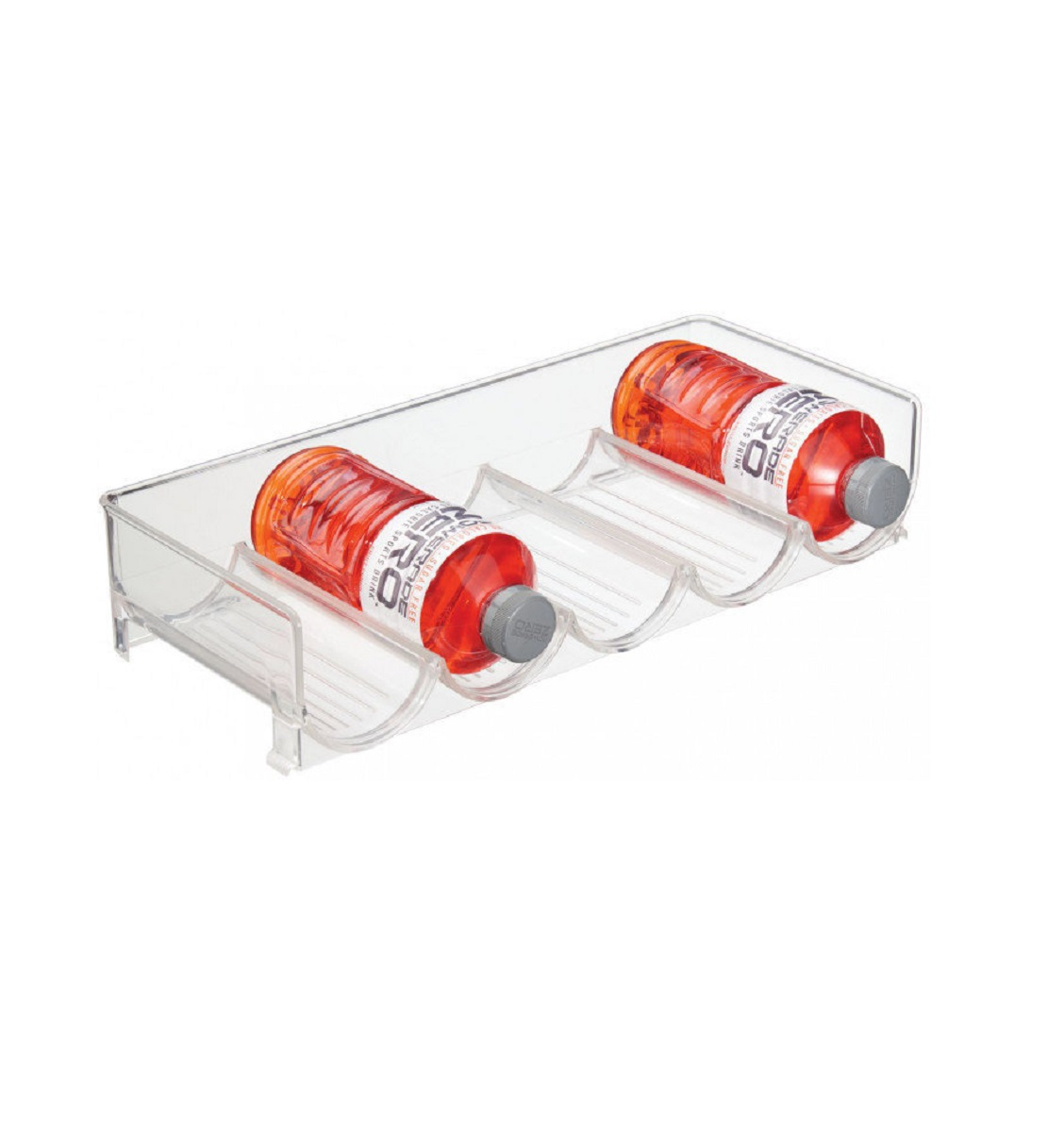 Онлайн каталог PROMENU: Контейнер для хранения бутылок iDesign LINUS, 20,3х48,3х10,2 см, прозрачный                               71060EU