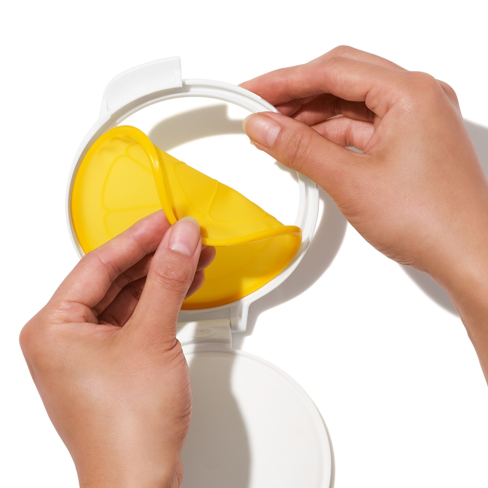 Контейнер гибкий для хранения лимона ОХО FOOD STORAGE, желтый OXO 11249800 фото 6