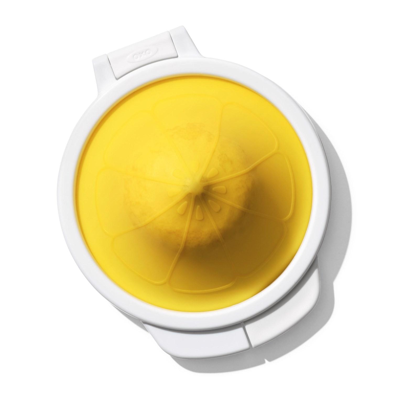 Контейнер гибкий для хранения лимона ОХО FOOD STORAGE, желтый OXO 11249800 фото 3