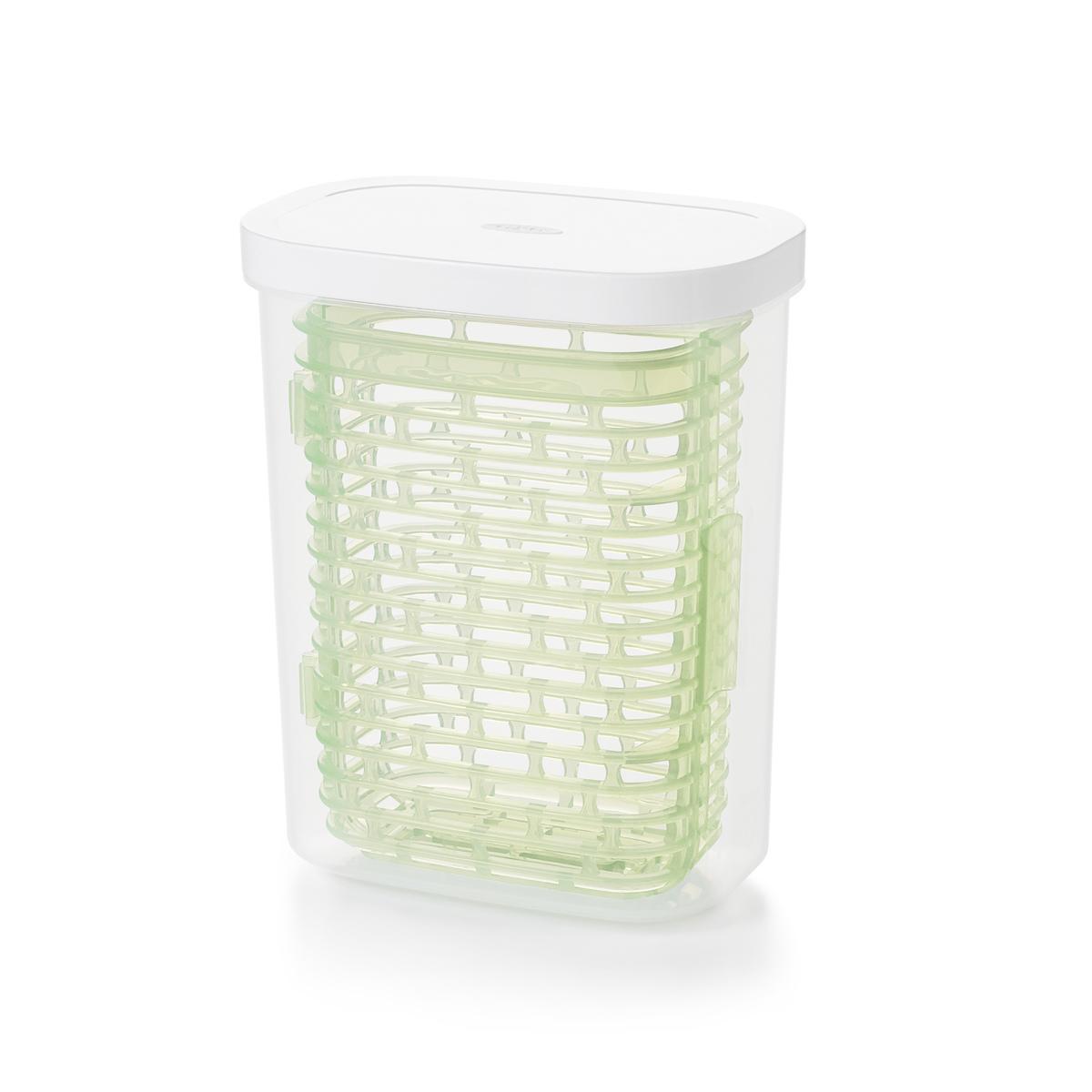 Онлайн каталог PROMENU: Контейнер маленький для хранения зелени OXO FOOD STORAGE, прозрачный                               11212200