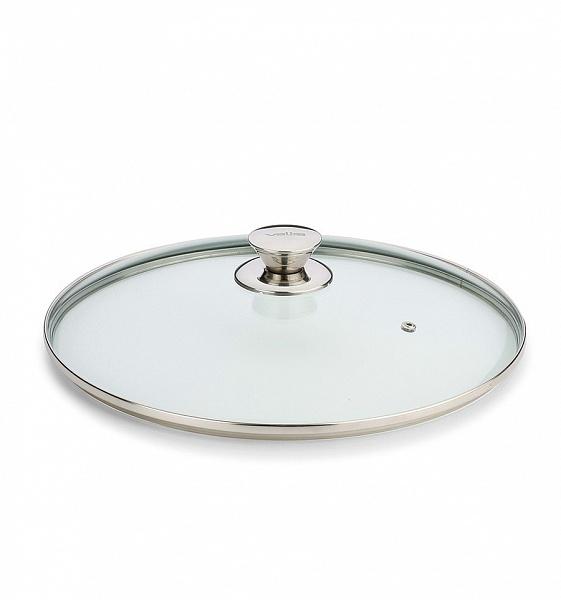 Онлайн каталог PROMENU: Крышка стеклянная Valira Aire 28 см                               4904