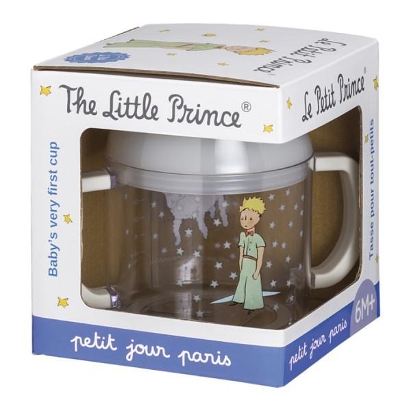 Кружка с двумя ручками Maison Petit Jour LE PETIT PRINCE, объем 0,18 л, в подарочной коробке 11 х 10 х 10 см Petit Jour Paris PP997BH фото 2
