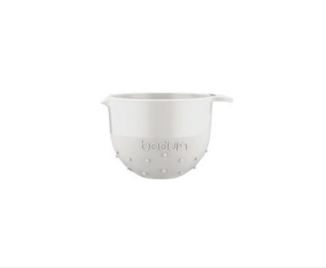Онлайн каталог PROMENU: Миска для смешивания продуктов Bodum BISTRO, объем 0,7 л, серый                                   11561-913