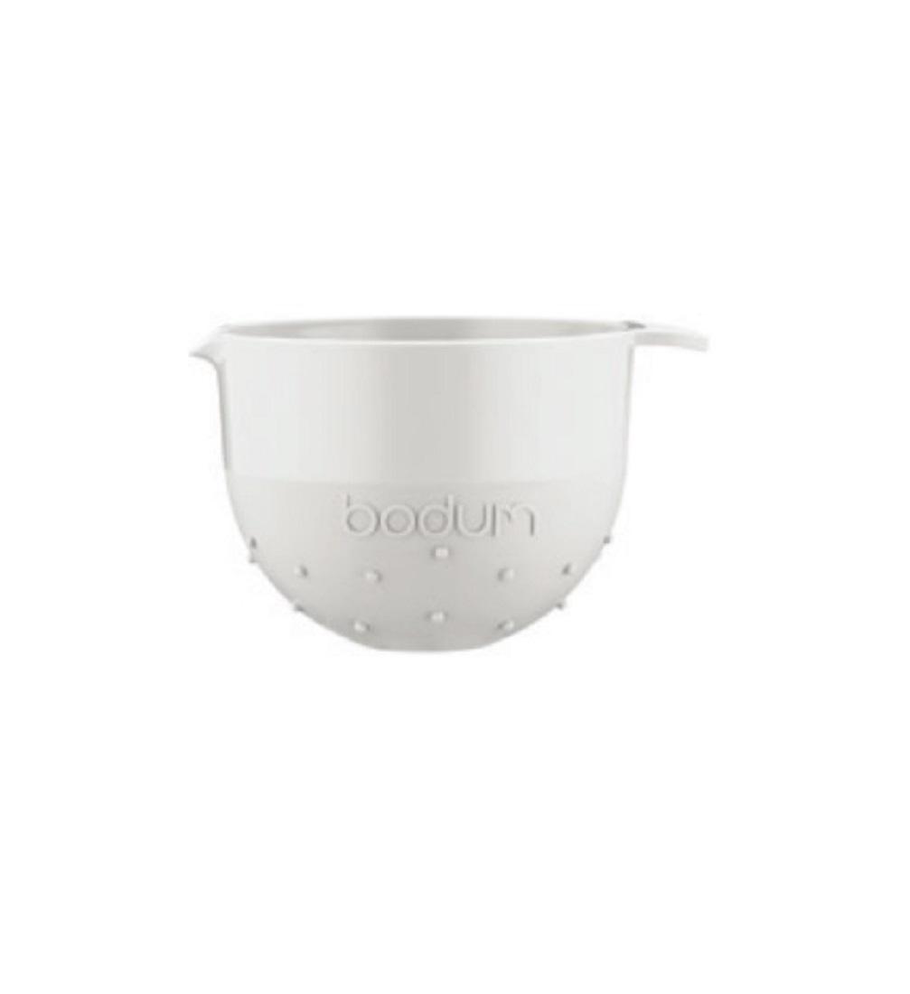 Онлайн каталог PROMENU: Миска для смешивания продуктов Bodum BISTRO, объем 1,4 л, серый                                   11562-913