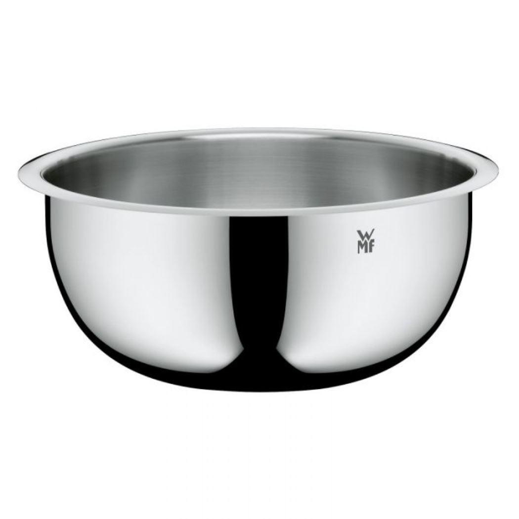 Онлайн каталог PROMENU: Миска кухонная WMF, диаметр 24 см, серебристый WMF 06 4562 6030
