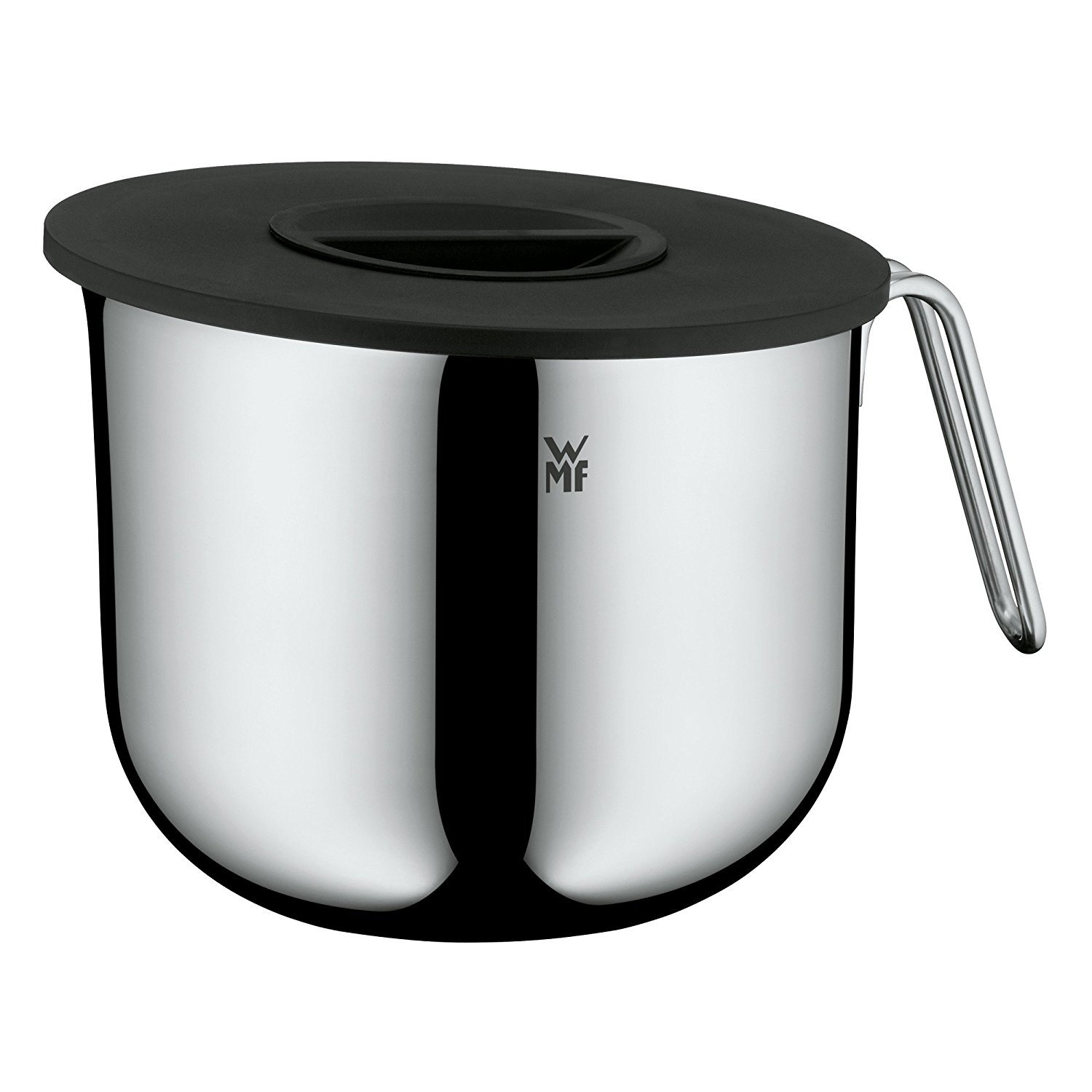 Онлайн каталог PROMENU: Миска с крышкой WMF KITCHEN AND MIXING BOWLS, 2,5 л, высота 16 см, серебристый                               06 4566 6030