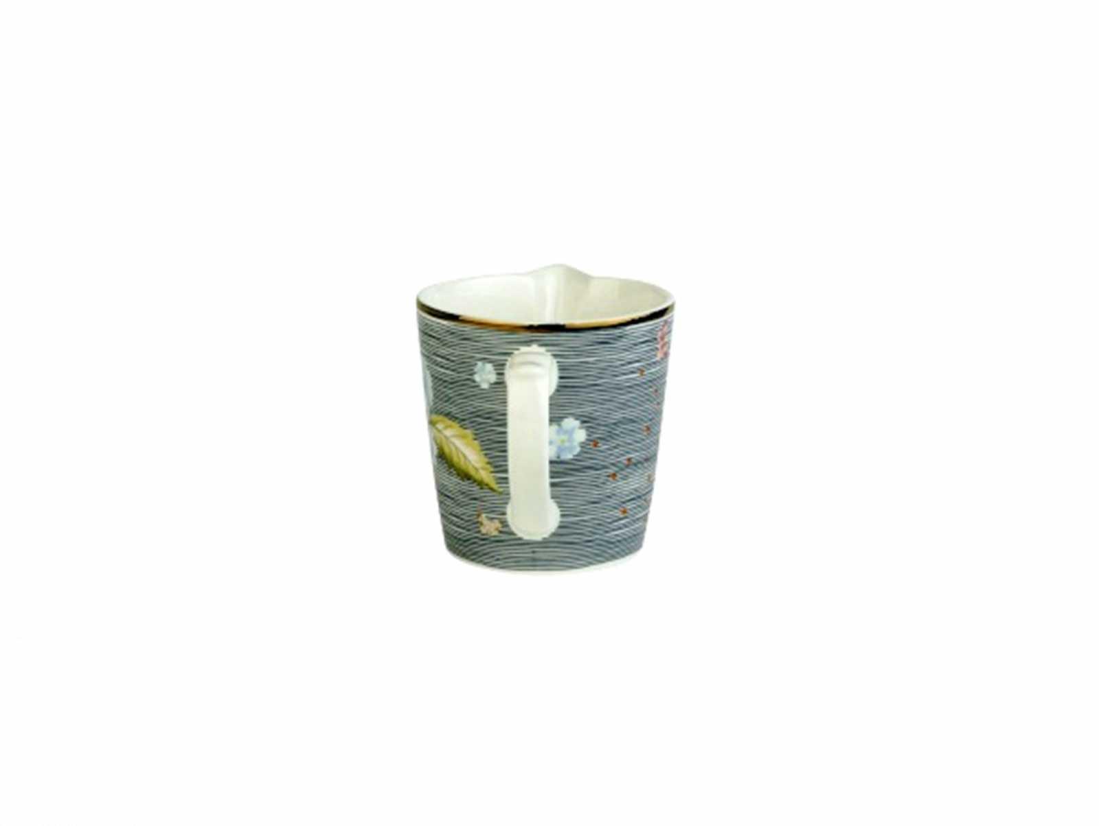 Онлайн каталог PROMENU: Молочник Laura Ashley HERITAGE, белый в синюю полоску с цветами                               180969