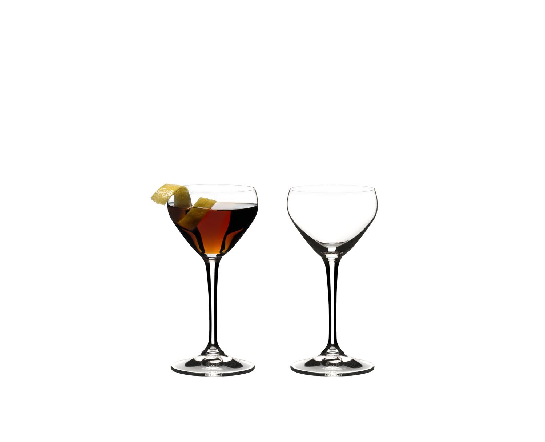 Онлайн каталог PROMENU: Набор бокалов для коктейлей NICK & NORA Riedel BAR DSG, высота 15,3 см, объем 0,14 л, прозрачный, 2 штуки                                   6417/05