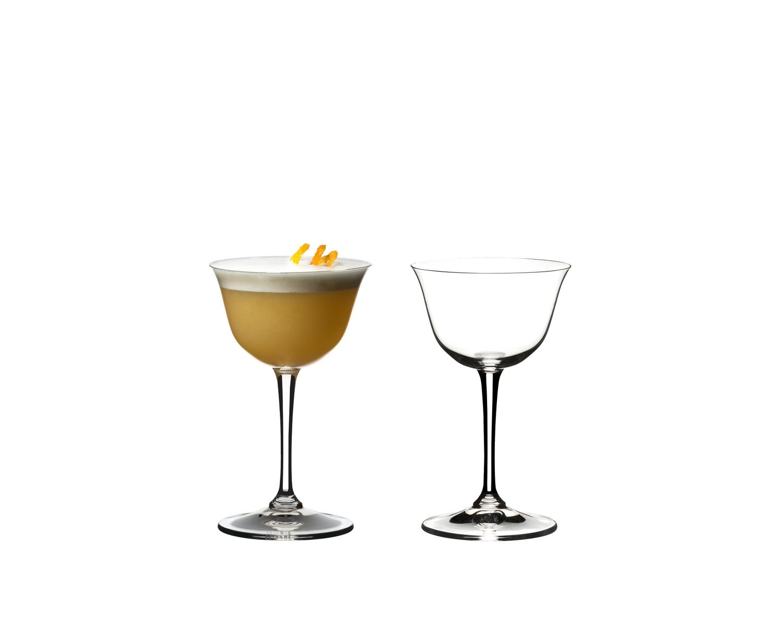 Онлайн каталог PROMENU: Набор бокалов для коктейлей SOUR GLASS Riedel BAR DSG, высота 15,8 см, объем 0,217 л, прозрачный, 2 штуки                                   6417/06