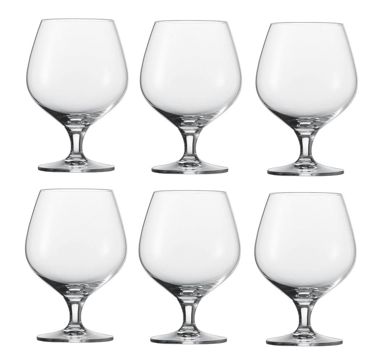 Онлайн каталог PROMENU: Набор бокалов для коньяка Schott Zwiesel MONDIAL, объем 0,56 л, прозрачный, 6 штук                               133948_6шт