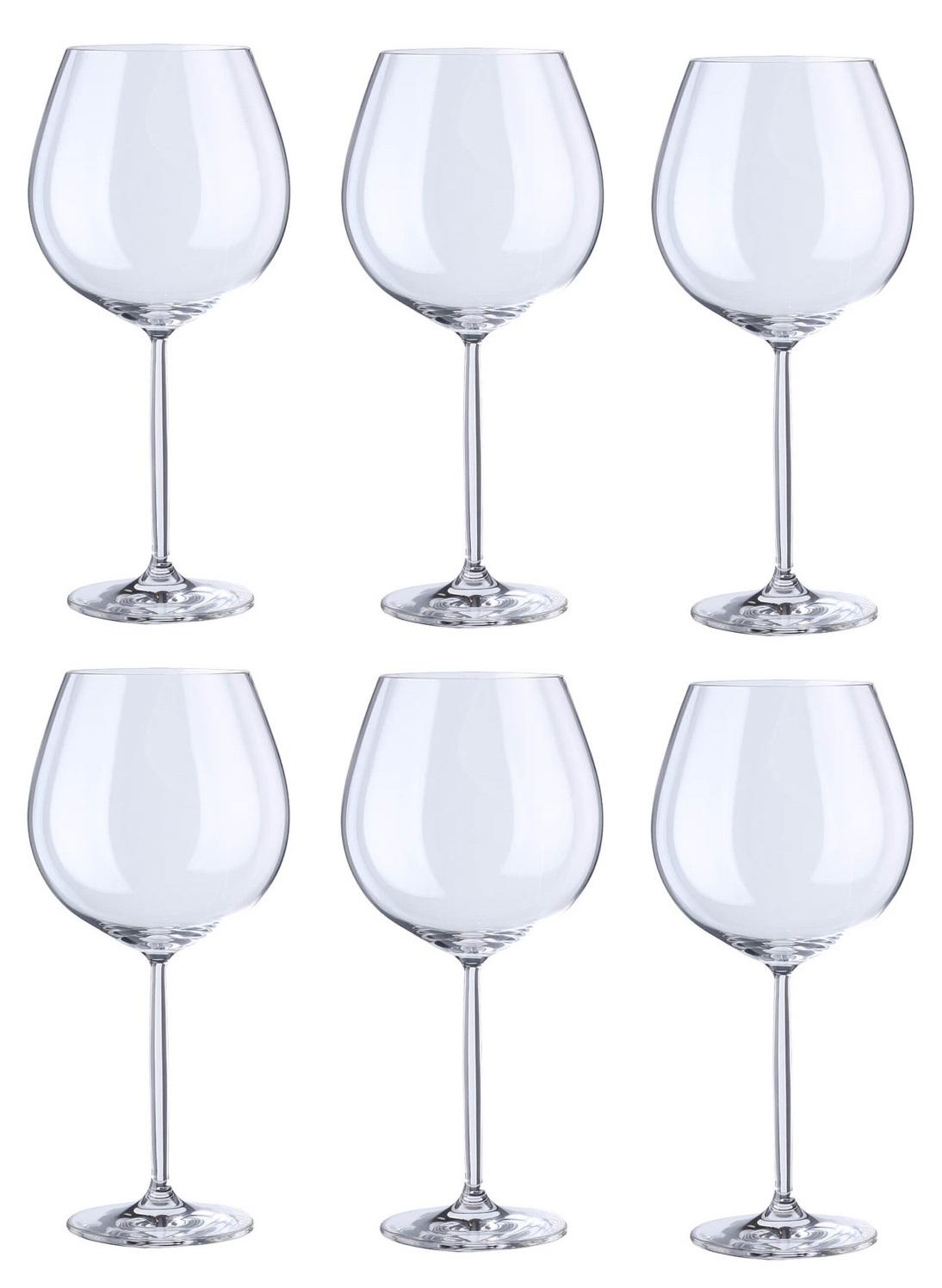 Онлайн каталог PROMENU: Набор бокалов для красного вина Burgundy Schott Zwiesel Diva, объем 0,839 л, 6 шт.                               104103_6шт