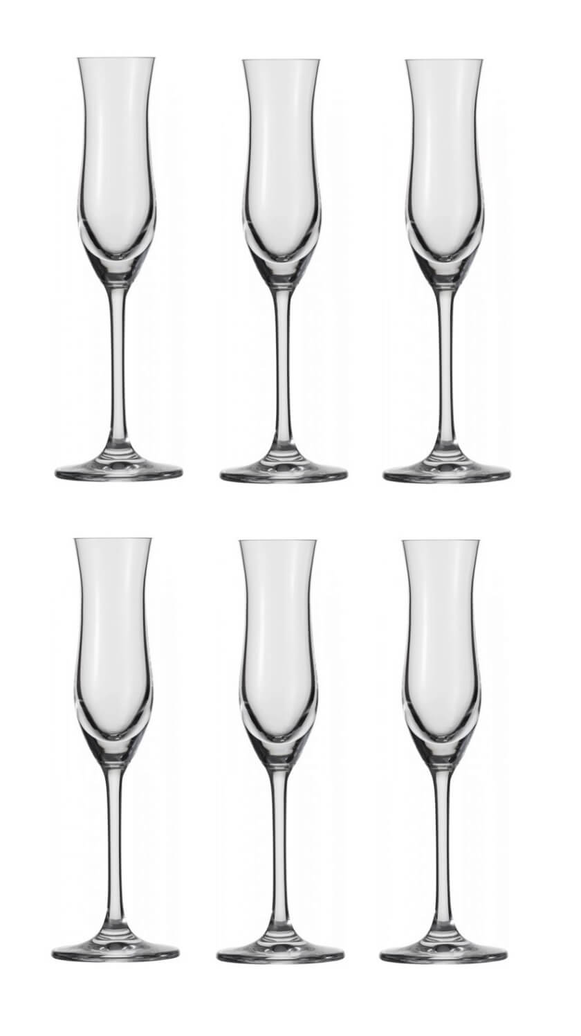 Онлайн каталог PROMENU: Набор бокалов для крепкого алкоголя Schott Zwiesel Digestiv,  объем 0,064 л, 6 шт.                               120221_6шт