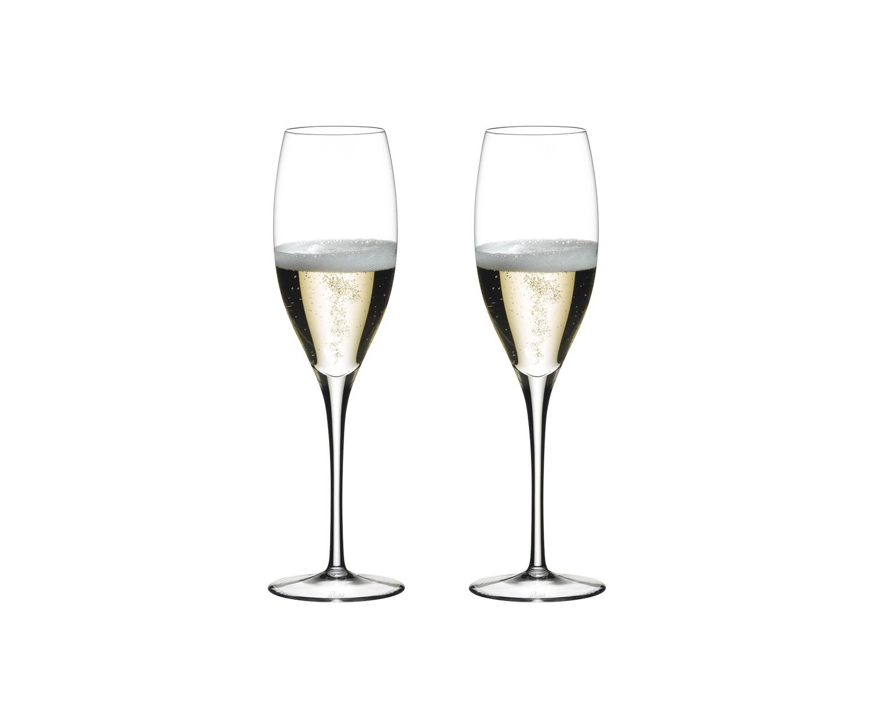 Онлайн каталог PROMENU: Набор бокалов для шампанского Riedel SOMMELIERS VALUE, объем 0,33 л, прозрачный, 2 штуки                               2440/28