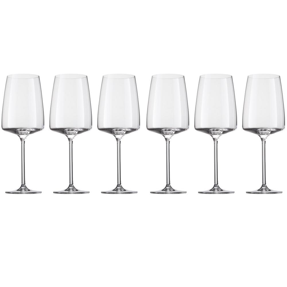 Онлайн каталог PROMENU: Набор бокалов для белого вина Schott Zwiesel Sensa, объем 0,363 л, 6 шт.                                   120588_6шт