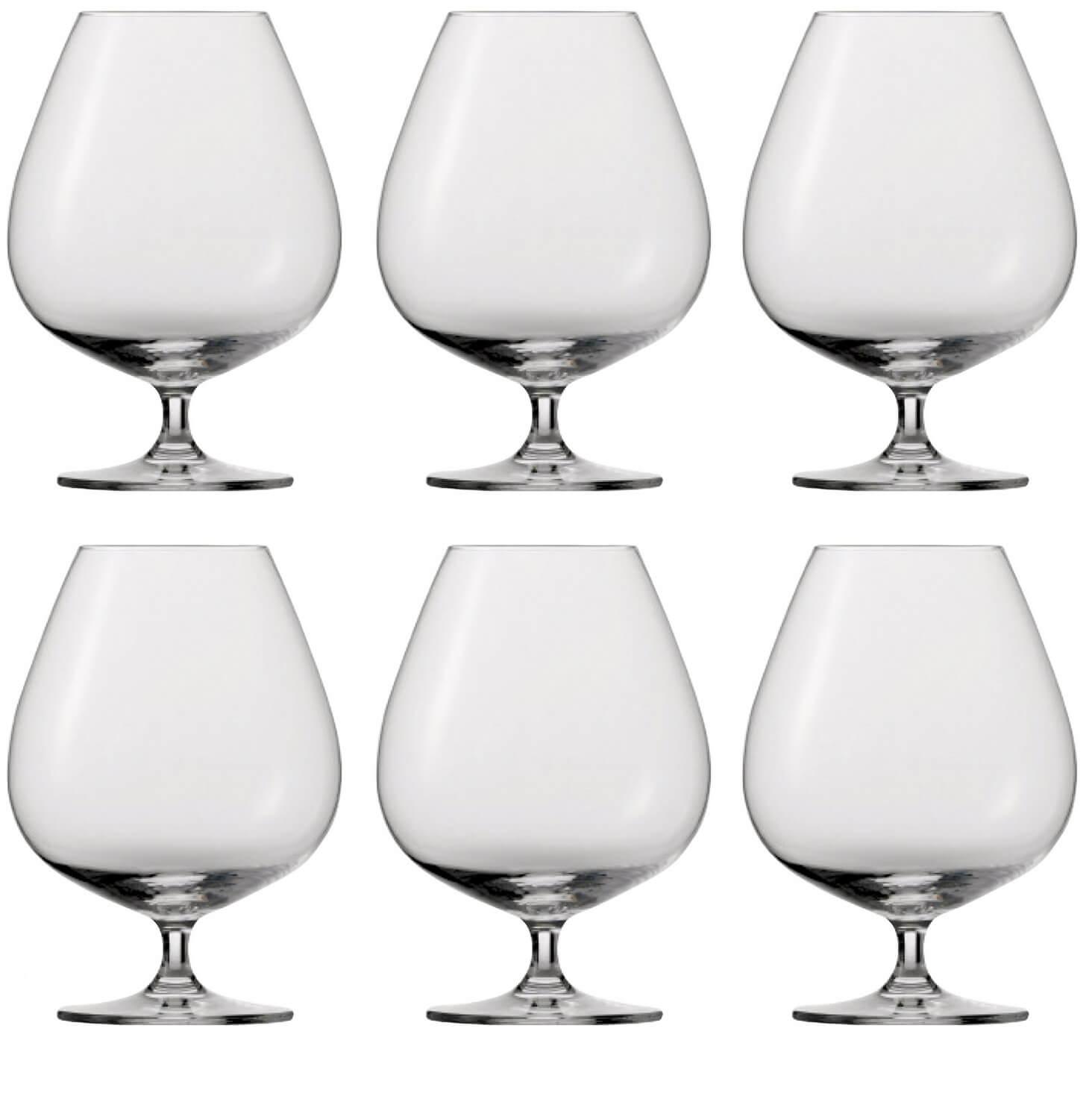 Онлайн каталог PROMENU: Набор бокалов для коньяка Schott Zwiesel BAR SPECIAL, объем 0,884 л, прозрачный, 6 штук                               111946_6шт