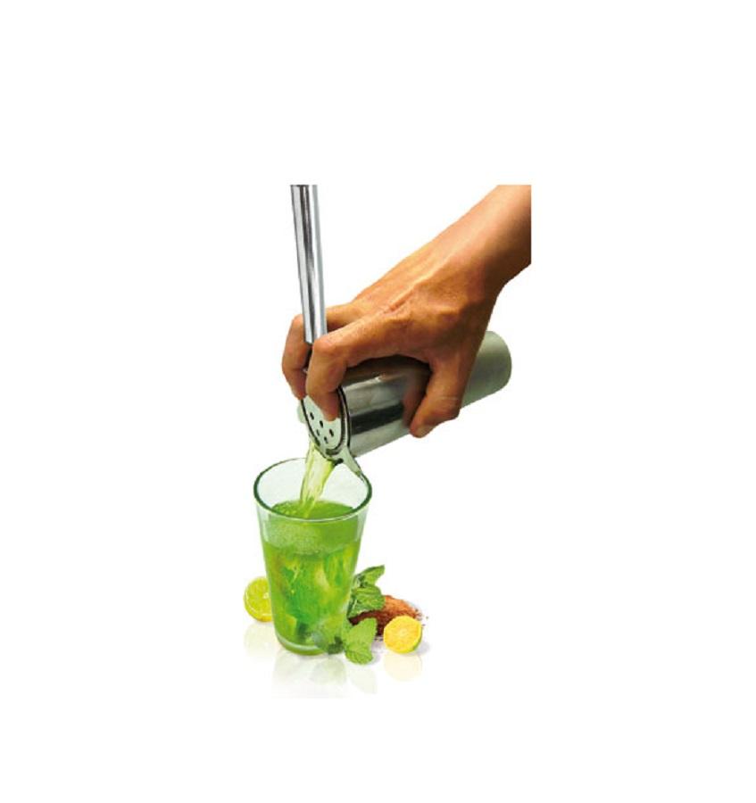 Набор для коктейля VinBouquet COCKTAIL, серебристый, 3 предмета VinBouquet FIK 029 SET фото 4