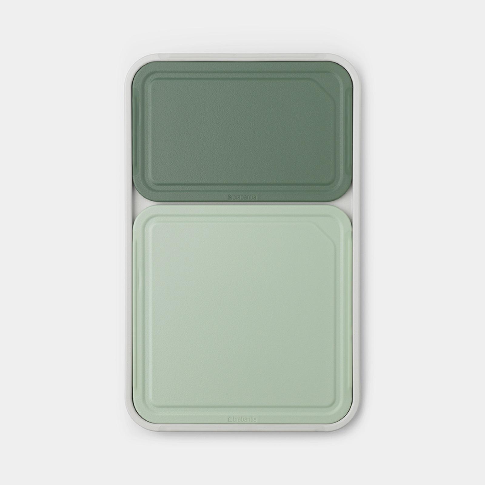Набор досок разделочных Brabantia TASTY+, 3 штуки, разноцветный Brabantia 123160 фото 1