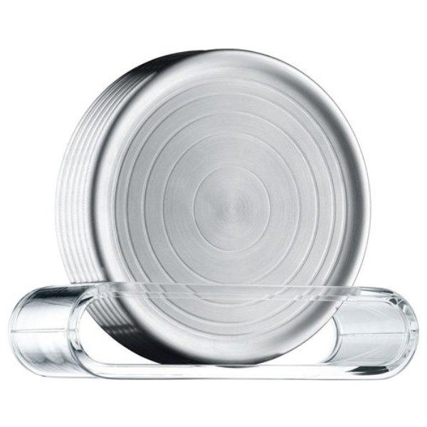 Онлайн каталог PROMENU: Набор костеров WMF SERVING, стальной, 6 штук WMF 06 2158 6030