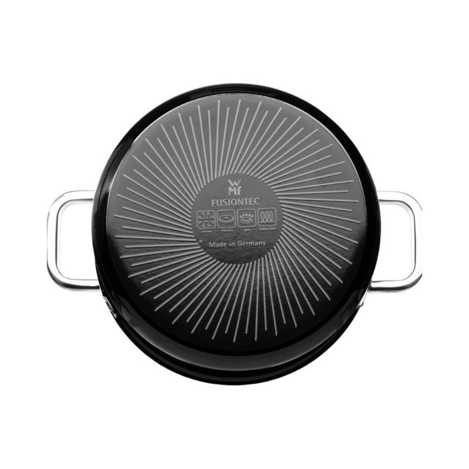 Набор кухонной посуды WMF FUSIONTEC MINERAL, черный, 4 предмета WMF 05 1740 5290 фото 3