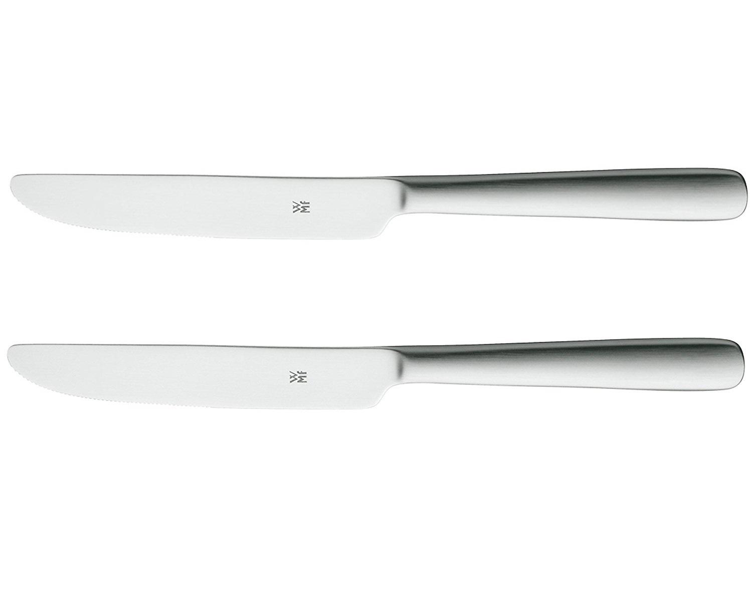 Онлайн каталог PROMENU: Набор ножей для фруктов WMF PREGO, серебристый, 2 штуки WMF 12 8472 6030