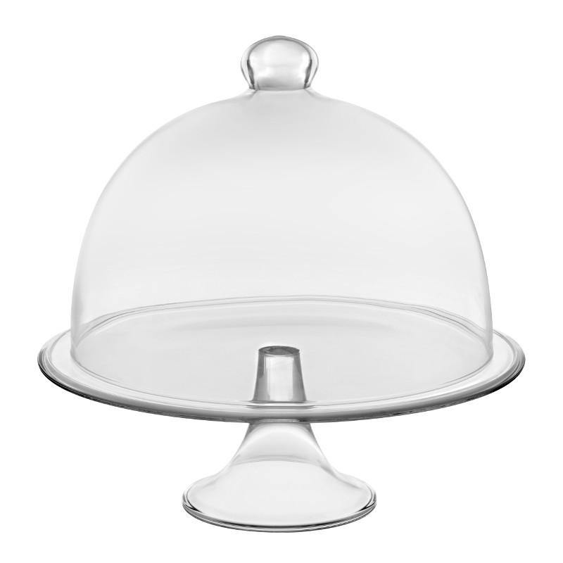 Онлайн каталог PROMENU: Набор: подставка для торта и крышка-колпак Vidivi, 32 см, 2 предмета Vidivi 67479M